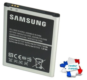 Batterie Origine Neuve Samsung Galaxy S4 Mini (i9190 / i9192 / i9195)  B500BE