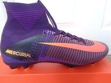 Nike mercurial Superfly V FG football boots 831940 570 uk 9 eu 44 us 10 NEW+BOX