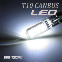 Ampoule T10 LED Blanc Froid 6SMD Lampe 206 306 W5W 194 192 168 Canbus porte ESS