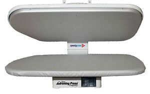 Ironing Press Replacement Cover & Foam Underfelt; 8 Sizes (Buy 2, Get 3rd FREE!)