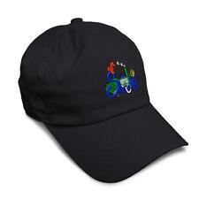 Soft Women Baseball Cap Sport Scuba Diving Snorkel B Embroidery Dad Hats for Men