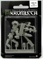 Kromlech KRM142 Orc Gunner (HGM or Rokket Launcher) Ork Infantry Heavy Weapon