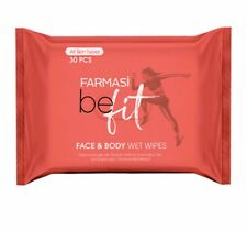 Befit Face And Body Wipes