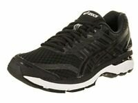 ASICS Mens GT-2000 5 Low Top Lace Up Trail Running, Black/Onyx/White, Size 8.5 V