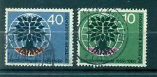 Allemagne -Germany 1960 - Michel n. 326/27 - Année mondiale du Réfugié