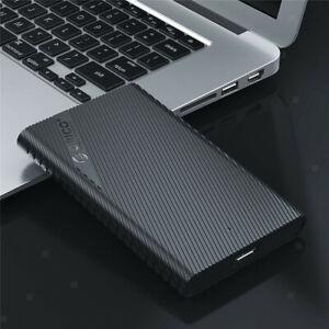 4 TB externe SSD Festplatte USB 3.0 Mini Tragbare Mobile Solid State Drive DE