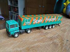 Herpa Ford Transcontinental 1/87 Spiel + Freizeit Truck And Trailer