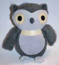 """Kohl's Cares Aesop's Fables Gray Owl Plush 10"""" Stuffed Animal Toy"""