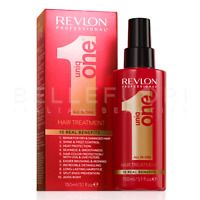 REVLON UNIQ ONE SUPER 10R HAIR TREATMENT 10IN1 PER CAPELLI 150ML