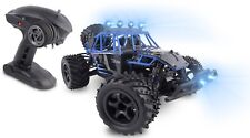 Overmax X-Flash RC Buggy 45km/h 1:18 Allrad 100m ferngesteuert Monstertruck Auto
