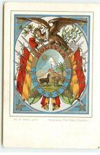 BOLIVIE - Kunstverlag Paul Kohl, Chemnitz - Condor - Lama - 23835