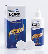 Bausch & Lomb Boston Simplus multi azione Soluzione per lenti RGP 120 ML