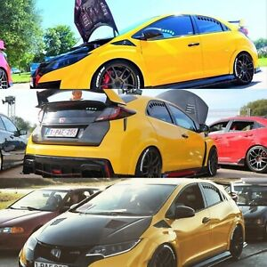 Honda Civic Type R FK2 Window Vents