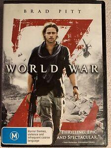 "DVD: World War Z ""Riveting, intense, smart, & beyond exciting gratifying action"""