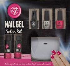 W7 Kit de salón de uñas de gel