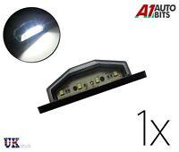 1x 4 LED Rear Tail License Number Plate Light Lamp 12V Car Truck Trailer Bike