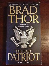 Scot Harvath Ser.: The Last Patriot : # 7 by Brad Thor (2009 paperback) VGC