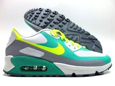 0693ab01aff NIKE AIR MAX 90 HYPERFUSE ID WHITE POISON GREEN-VOLT SIZE MEN S 10