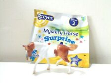 BREYER STABLEMATES SORREL PINTO QUARTER HORSE TOY MODEL -NEW OPENED MYSTERY PACK