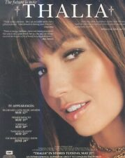 THALIA Poster Hollywood Celebrities Stars Idol Prints Movie A
