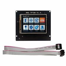 2.8''Touch Screen LCD Controller for 3D Printer  MKS TFT28 V1.3  Full Color