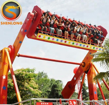 20 Person Amusment Theme Park Rides Carnival Kiddie Bounce Thrill We Finance