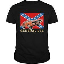 General Lee Rebel Car shirt
