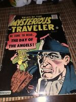 Tales of the Mysterious Traveler #8  1958 See Pics Tons Of Early Ditko!