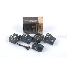 30m Blitzauslöser Funkauslöser&Fernbedienung PT-04 für Canon 580/430 EX&II 540EZ