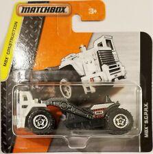 Matchbox - MBX Construction MBX S.C.P.R.X. Short Card (BBDFK37)