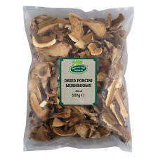Dried Porcini Mushrooms Sliced 500g