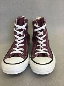 Converse 144802C Unisex CTAS Hi Top Sneaker M5.5 W7.5 US Oriental Violet #CV11