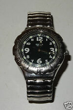 @ MONTRE DE PLONGEE A PILE SWATCH ANNEE 1996 FONCTIONNE SWISS MADE ( SUISSE )