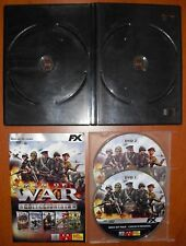 Men of War,Red Tide,Assault Squad,Condemned Heroes,Vietnam: Coleccionista PC DVD
