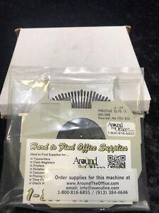IBM Wheelwriter Printwheel Prestige Elite 12P 001-008 #1353502 Typewriter PW1