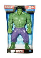 "Marvel Hulk 9"" Plastic Action Figure Toy By Hasbro 2019 New"