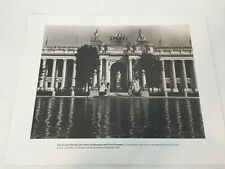 The St. Louis World's Fair Palace of Education and Social Economy Photo Print