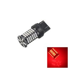 1x Red Car 7443 Brake Light Backup Blub 36 7020 SMD LED W3X16Q 7440 Z2705