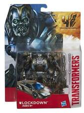 Transformers 4 Age of Extinction 2014 LOCKDOWN Deluxe Class AOE New & Sealed