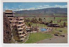 SHERATON-MAUI RESORT HOTEL: Hawaii USA postcard (C24111)