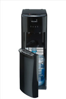 Primo Bottom Loading Hot/Cold Water Dispenser, Black