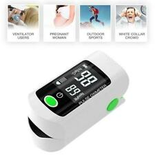 Fingertip Pulse Oximeter Oxygen Saturation Monitor Home Aerobic Exercise Measure