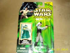 Star Wars POTJ Power of the Jedi Rebel Trooper Collection 2 Green card