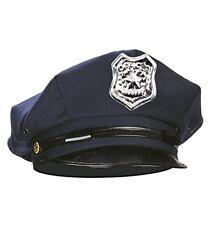 Widmann - Cappello da Poliziotto Americano Blu