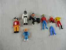 Lot d'anciennes figurines montables Kinder