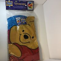 1998 Windsculpts Winnie The Pooh Easter Egg Flag 28x50 NCE 100 Acre Collection