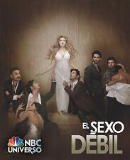 El Sexo Debil. Telenovela Mexicana 30 Dvds