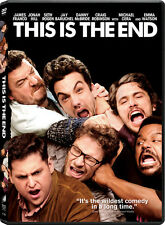 This Is the End [Includes Digital Copy] [UltraViolet (2013, REGION 1 DVD New) WS