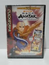 Avatar the Last Airbender Trading Card Game Quickstrike Nickelodeon NIP