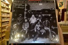 Allman Brothers Band At Fillmore East 2xLP sealed 180 gm vinyl MFSL MOFI